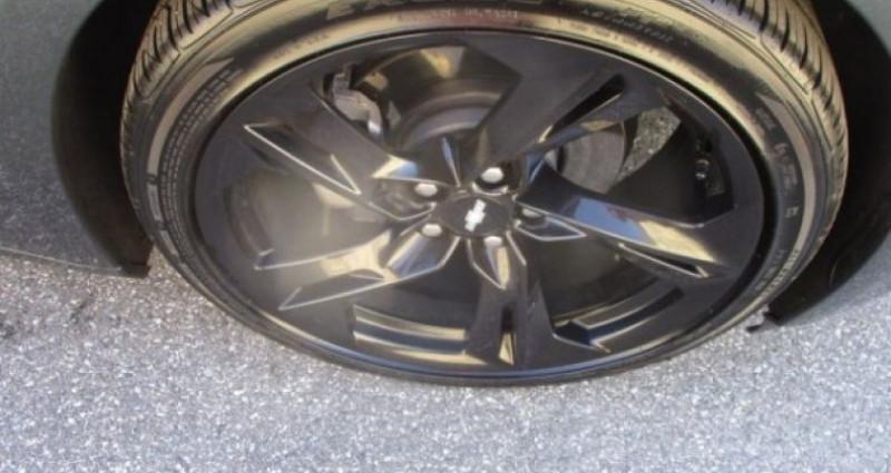 Chevrolet Camaro 3lt convertible 2.0l 275ch Noir occasion à PONTAULT COMBAULT - photo n°3