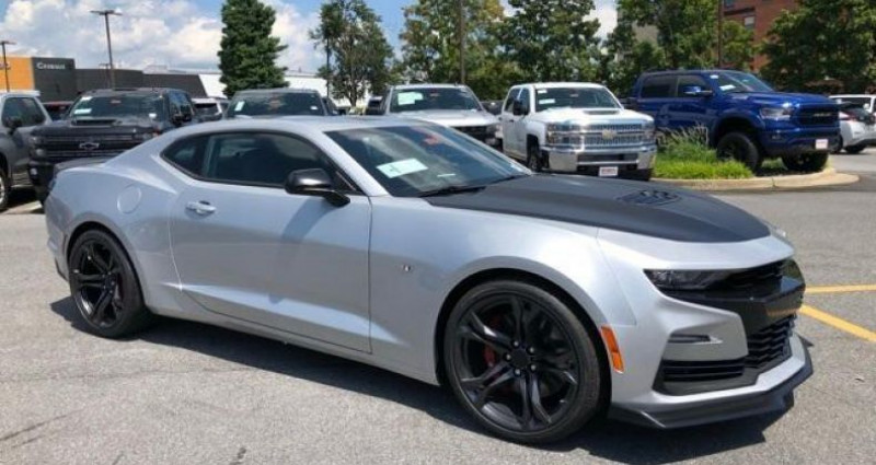 Chevrolet Camaro Ss 1le my19 v8 6.2l track perf package 455 hp Gris occasion à PONTAULT COMBAULT