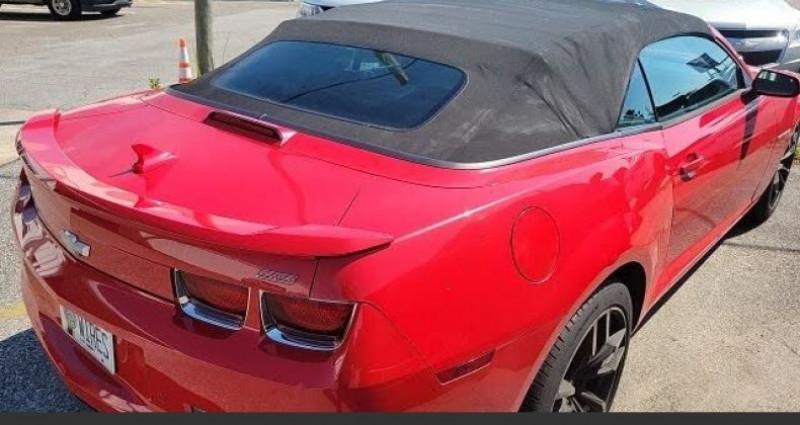 Chevrolet Camaro Ss 426 hp 6.2l v8 prix tout compris hors homologation 4500 ?  occasion à Paris - photo n°5