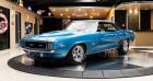 Chevrolet Camaro ZL1 1969 Clone - V8 427Ci - Boite Manuelle Bleu à Villennes Sur Seine 78