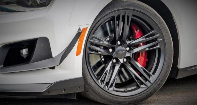 Chevrolet Camaro Zl1 1le v8 6.2 l supercharged 650 hp Blanc occasion à PONTAULT COMBAULT - photo n°6