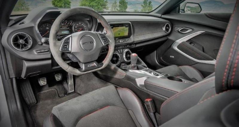 Chevrolet Camaro Zl1 1le v8 6.2 l supercharged 650 hp Blanc occasion à PONTAULT COMBAULT - photo n°7