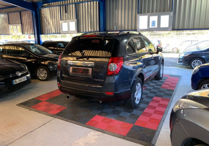 Chevrolet CAPTIVA 2.0 D 150 LS  occasion à Claye-Souilly - photo n°3