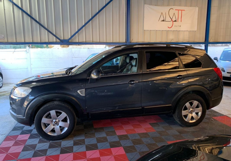 Chevrolet CAPTIVA 2.0 D 150 LS  occasion à Claye-Souilly