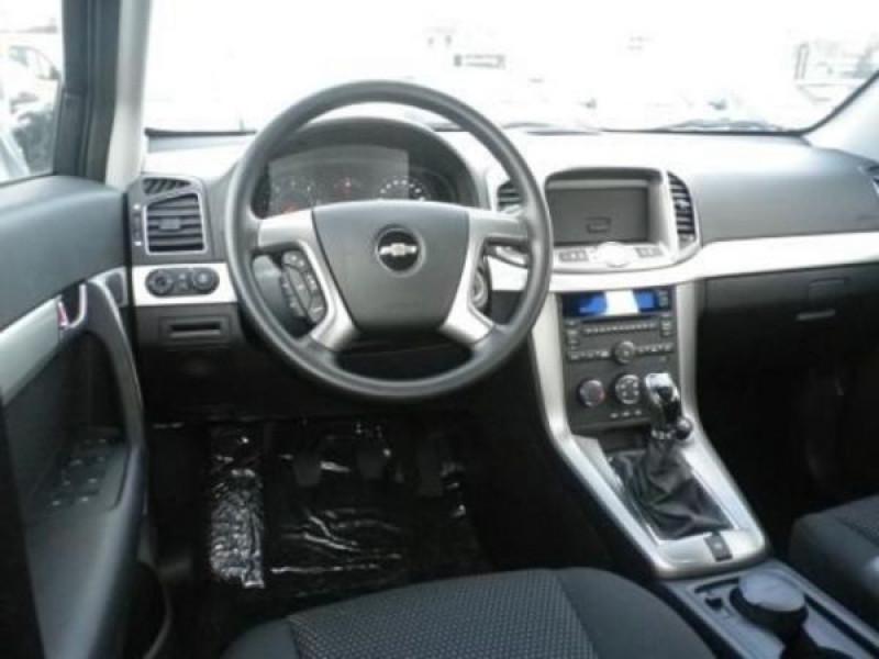 Chevrolet CAPTIVA 2.2 VCDI 163 LS  occasion à Beaupuy