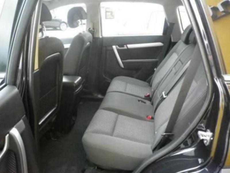 Chevrolet CAPTIVA 2.2 VCDI 163 LS  occasion à Beaupuy - photo n°4