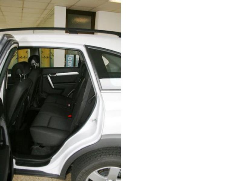 Chevrolet CAPTIVA 2.2 VCDI 163 LS  occasion à Beaupuy - photo n°5
