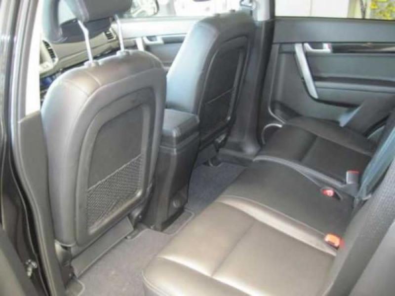 Chevrolet CAPTIVA 2.2 VCDI 184 LT+  occasion à Beaupuy - photo n°4