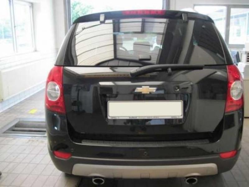 Chevrolet CAPTIVA 2.2 VCDI 184 LT+  occasion à Beaupuy - photo n°8