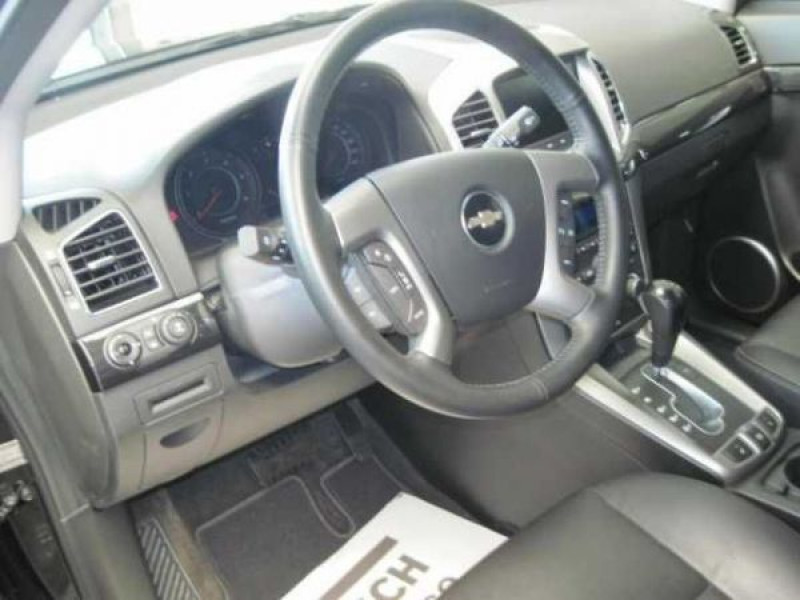 Chevrolet CAPTIVA 2.2 VCDI 184 LT+  occasion à Beaupuy - photo n°3