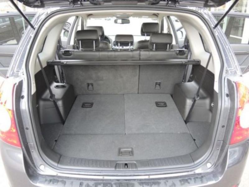 Chevrolet CAPTIVA 2.2 VCDI 184 LT+  occasion à Beaupuy - photo n°7