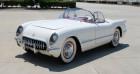 Chevrolet Corvette 1954 - 6-Cyl 235Ci - Boite Auto Blanc à Villennes Sur Seine 78