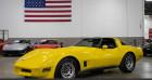 Chevrolet Corvette 1ère main 5.7l v8 350 ci 1981 prix tout compris Jaune à PONTAULT COMBAULT 77