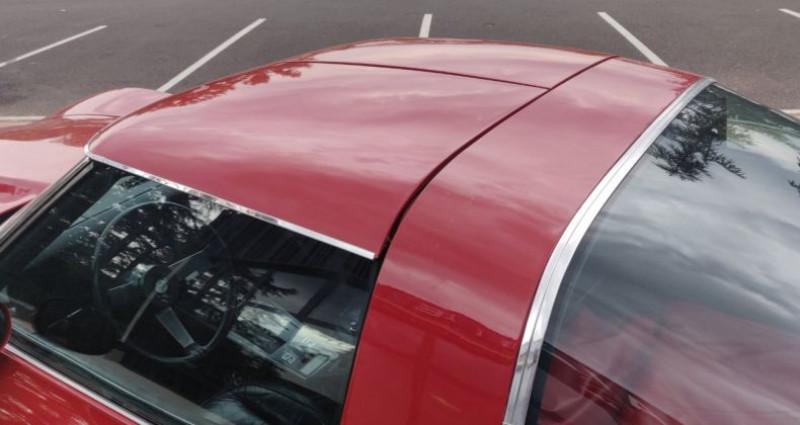 Chevrolet Corvette 25th Anniversary V8 5.7L 350CI  occasion à SAINT ETIENNE - photo n°6