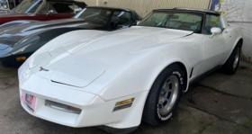 Chevrolet Corvette occasion à Thiais