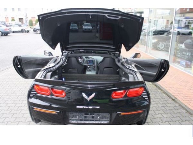 Chevrolet Corvette 6.2 V8 466 CH  occasion à Beaupuy - photo n°6