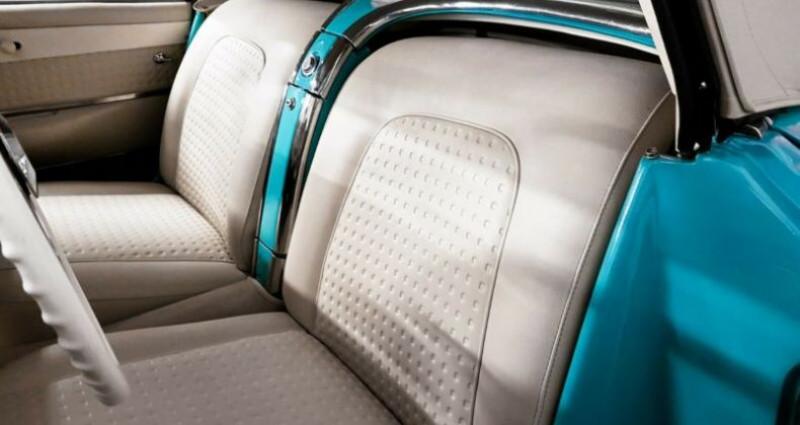 Chevrolet Corvette C1 CABRIOLET V8 4.6 283 CI Bleu occasion à SAINT LAURENT DU VAR - photo n°5