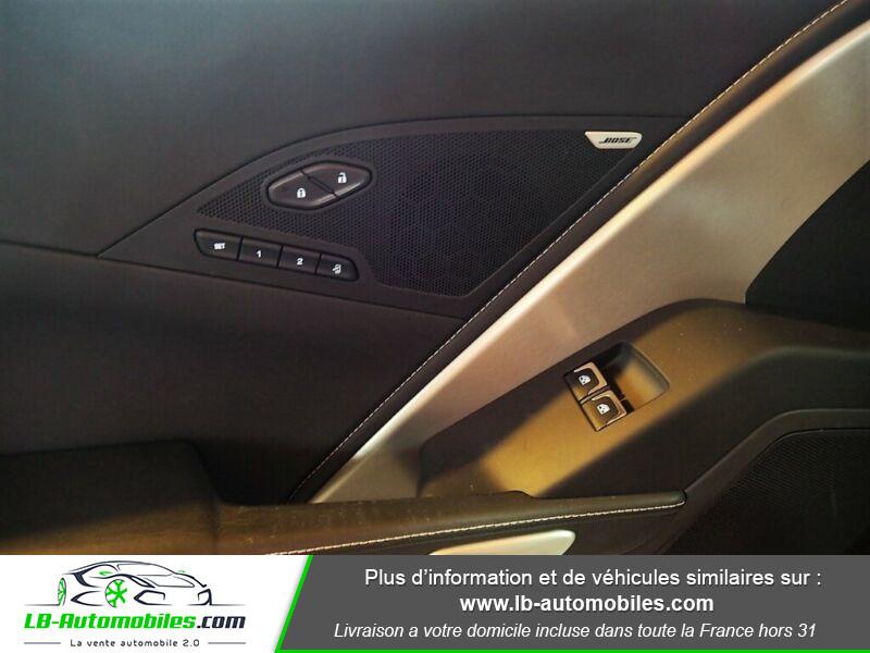 Chevrolet Corvette C7 TARGA 6.2 V8 Rouge occasion à Beaupuy - photo n°10