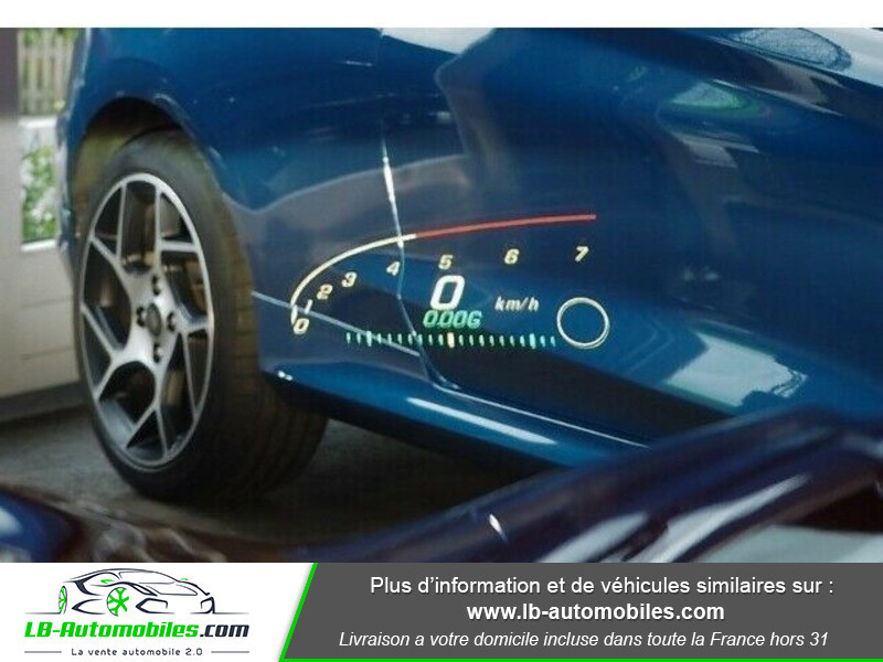Chevrolet Corvette C7 TARGA 6.2 V8 Rouge occasion à Beaupuy - photo n°7