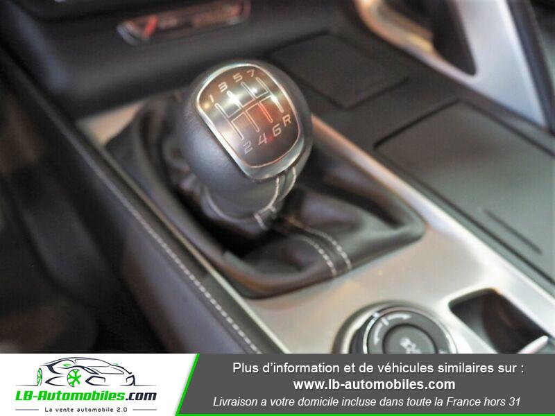 Chevrolet Corvette C7 TARGA 6.2 V8 Rouge occasion à Beaupuy - photo n°6