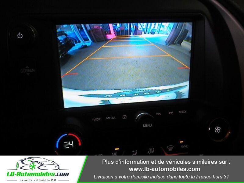 Chevrolet Corvette C7 TARGA 6.2 V8 Rouge occasion à Beaupuy - photo n°8