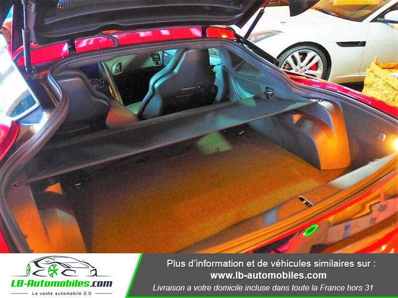 Chevrolet Corvette C7 TARGA 6.2 V8 Rouge occasion à Beaupuy - photo n°14
