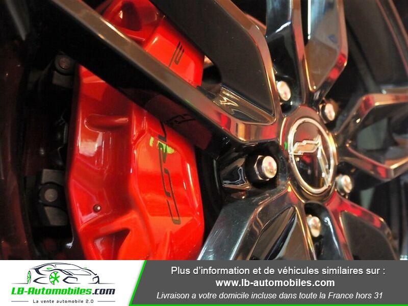 Chevrolet Corvette C7 TARGA 6.2 V8 Rouge occasion à Beaupuy - photo n°15