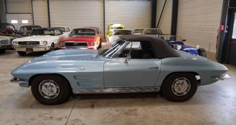 Chevrolet Corvette CABRIOLET 5.4 V8 365 Bleu occasion à Jonquières - photo n°6