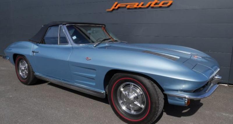 Chevrolet Corvette CABRIOLET 5.4 V8 365 Bleu occasion à Jonquières