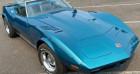 Chevrolet Corvette Cabriolet v8 1973 prix tout compris Bleu à PONTAULT COMBAULT 77