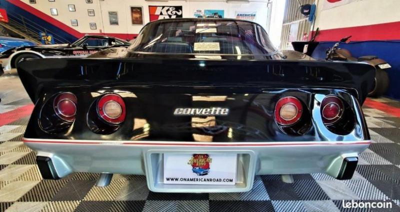 Chevrolet Corvette indy pace car 1978 l82 ba Noir occasion à Saint Jeannet - photo n°6