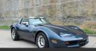 Chevrolet Corvette l-82 350/230 hp 1980 prix tout compris Bleu à PONTAULT COMBAULT 77