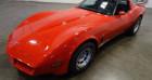 Chevrolet Corvette L82s 350 v8 1980 prix tout compris Rouge à PONTAULT COMBAULT 77