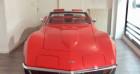 Chevrolet Corvette Stingray Rouge à Paris 75