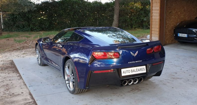 Chevrolet Corvette STINRAY Bleu occasion à Perpignan - photo n°7
