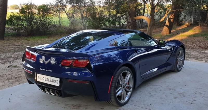 Chevrolet Corvette STINRAY Bleu occasion à Perpignan - photo n°6