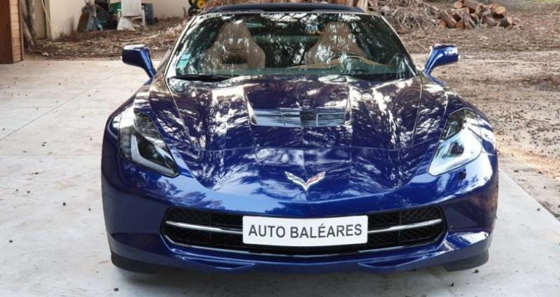 Chevrolet Corvette STINRAY Bleu occasion à Perpignan - photo n°3