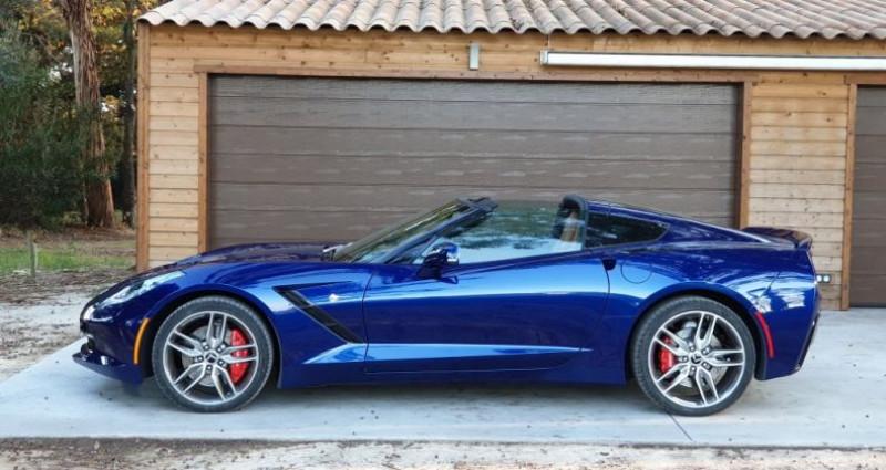 Chevrolet Corvette STINRAY Bleu occasion à Perpignan - photo n°4
