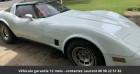 Chevrolet Corvette V8 1981 prix tout compris Blanc à PONTAULT COMBAULT 77