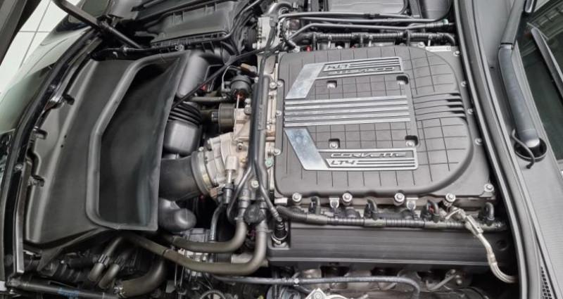 Chevrolet Corvette Z06 6.2 V8 Compresseur 659 AT8 Noir occasion à Tours - photo n°4