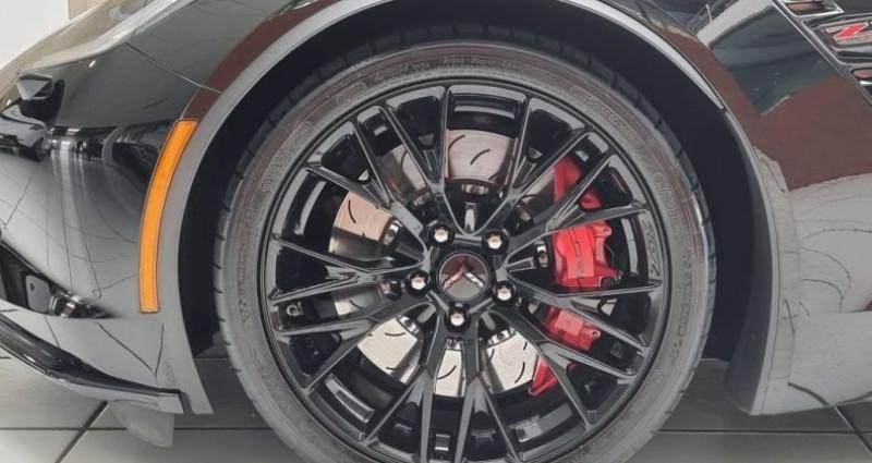 Chevrolet Corvette Z06 6.2 V8 Compresseur 659 AT8 Noir occasion à Tours - photo n°5