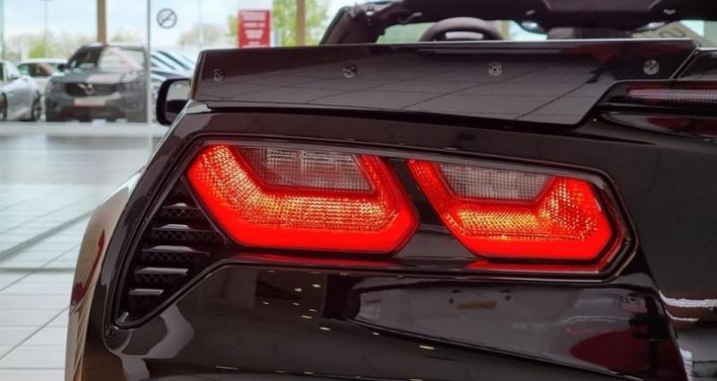 Chevrolet Corvette Z06 6.2 V8 Compresseur 659 AT8 Noir occasion à Tours - photo n°6