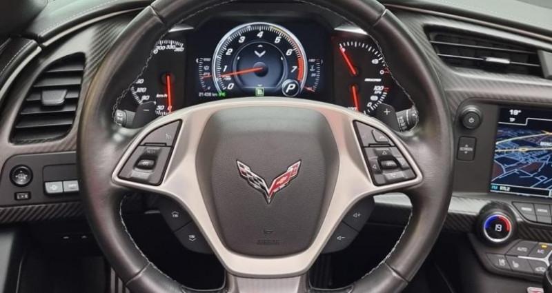 Chevrolet Corvette Z06 6.2 V8 Compresseur 659 AT8 Noir occasion à Tours - photo n°7