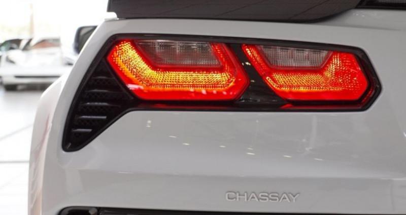 Chevrolet Corvette Z06 6.2 V8 Compresseur 659 Carbon 65 MT7  occasion à Tours - photo n°7