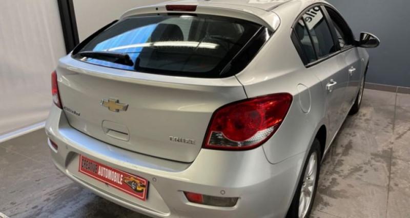 Chevrolet Cruze 1.7 VCDi 130 CV 116 000 KMS Gris occasion à COURNON D'AUVERGNE - photo n°4