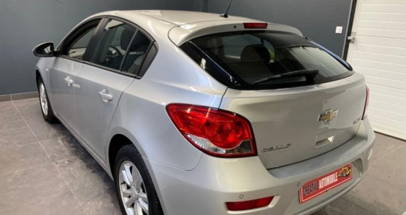 Chevrolet Cruze 1.7 VCDi 130 CV 116 000 KMS Gris occasion à COURNON D'AUVERGNE - photo n°5