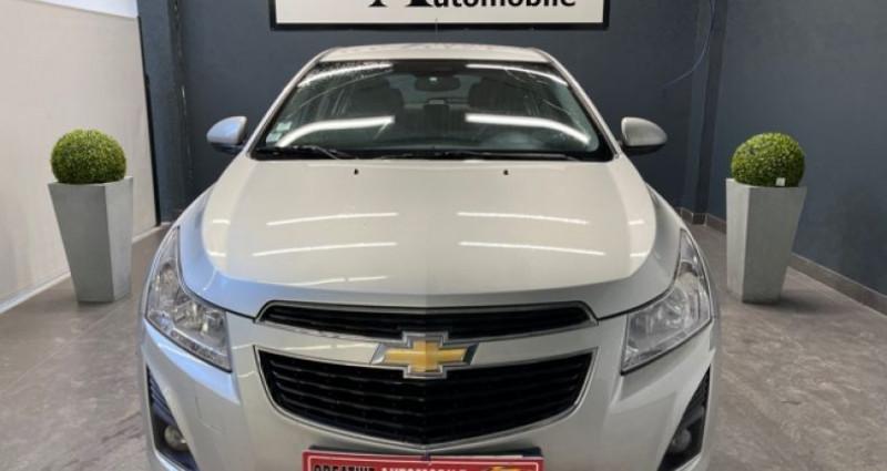 Chevrolet Cruze 1.7 VCDi 130 CV 116 000 KMS Gris occasion à COURNON D'AUVERGNE - photo n°7