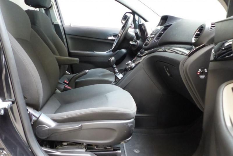 Chevrolet Orlando 2.0 VCDI163 LTZ Noir occasion à Challans - photo n°2