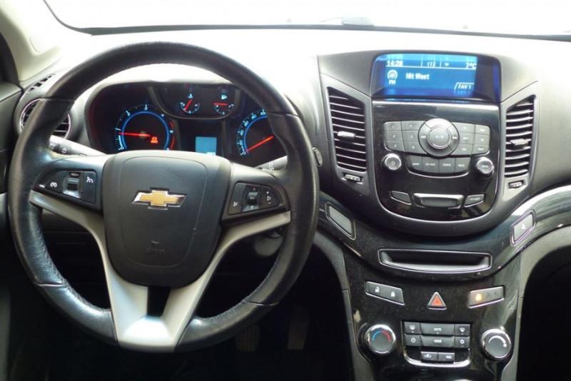 Chevrolet Orlando 2.0 VCDI163 LTZ Noir occasion à Challans - photo n°6