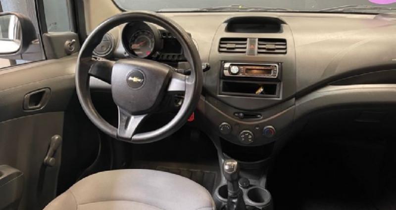 Chevrolet Spark 1.0 ESS 68 CV 1ERE MAIN Blanc occasion à COURNON D'AUVERGNE - photo n°7